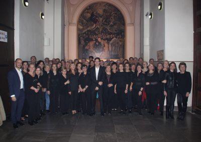 Coro Jacinto Guerrero en el Festival de Órgano 2017 de Toledo 05