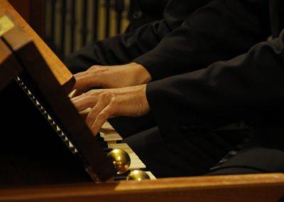 Daniel Oyarzabal en el Festival de Órgano 2015 de Toledo 06