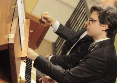 David Cassan en el Festival de Órgano 2016 de Toledo 06