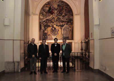 David Cassan en el Festival de Órgano 2016 de Toledo 08