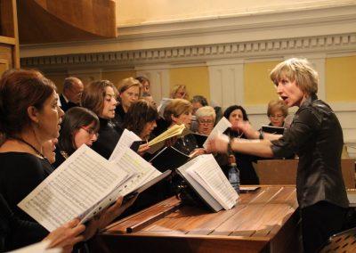 Requiem de Salieri (Coro lírico Miguel de Cervantes) del Festival de Órgano 2015 de Toledo 13