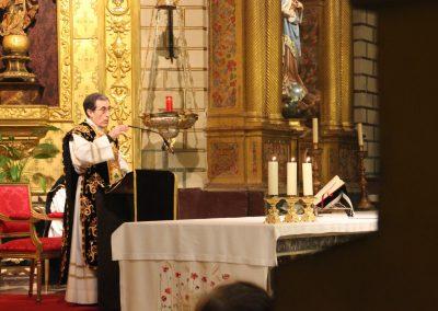 Requiem de Salieri (Coro lírico Miguel de Cervantes) del Festival de Órgano 2015 de Toledo 18
