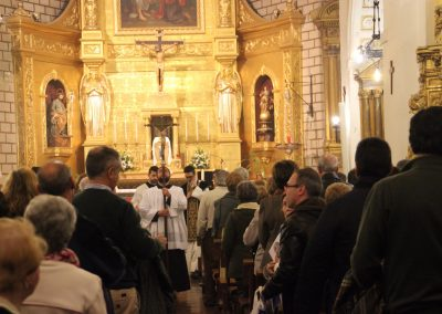Requiem de Salieri (Coro lírico Miguel de Cervantes) del Festival de Órgano 2015 de Toledo 26