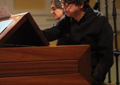 Roberto Fresco en el Festival de Órgano 2017 de Toledo 05