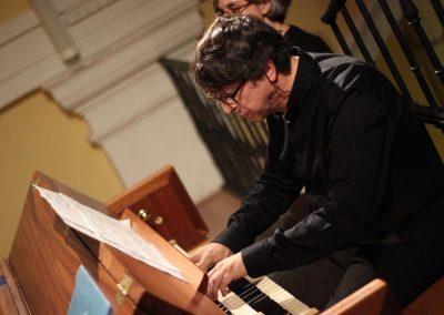 Roberto Fresco en el Festival de Órgano 2017 de Toledo 10