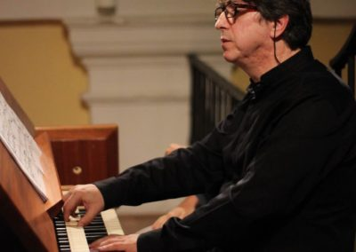 Roberto Fresco en el Festival de Órgano 2017 de Toledo 11