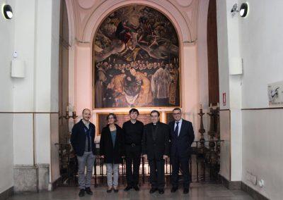 Roberto Fresco en el Festival de Órgano 2017 de Toledo 18