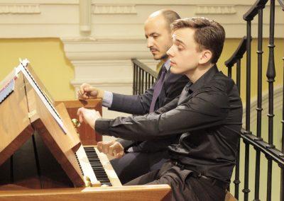 Thomas Ospital en el Festival de Órgano 2016 de Toledo 07