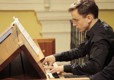 Thomas Ospital en el Festival de Órgano 2016 de Toledo 11