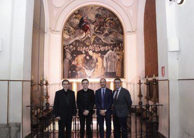 Thomas Ospital en el Festival de Órgano 2016 de Toledo 16