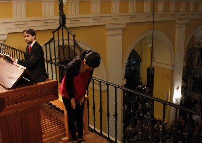 Atsuko Takano en el Festival de Órgano 2015 de Toledo 07