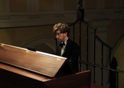 Baptiste Florian en el Festival de Órgano 2015 de Toledo 04