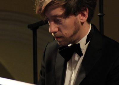 Baptiste Florian en el Festival de Órgano 2015 de Toledo 05