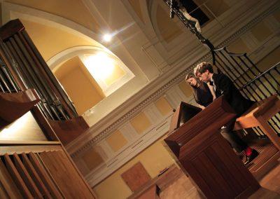 Baptiste Florian en el Festival de Órgano 2015 de Toledo 07