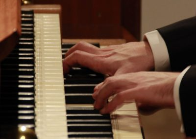 Baptiste Florian en el Festival de Órgano 2015 de Toledo 12