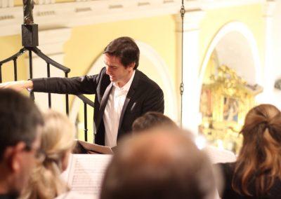 Coro Jacinto Guerrero en el Festival de Órgano 2017 de Toledo 01