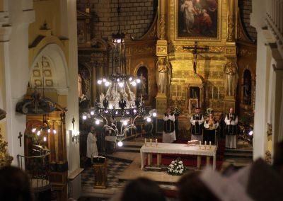 Coro Jacinto Guerrero en el Festival de Órgano 2017 de Toledo 03