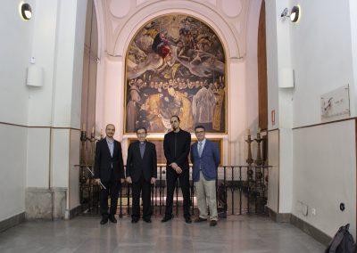 Daniel Oyarzabal en el Festival de Órgano 2015 de Toledo 15