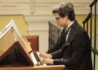 David Cassan en el Festival de Órgano 2016 de Toledo 03