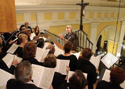 Requiem de Salieri (Coro lírico Miguel de Cervantes) del Festival de Órgano 2015 de Toledo 03