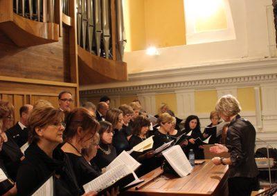 Requiem de Salieri (Coro lírico Miguel de Cervantes) del Festival de Órgano 2015 de Toledo 15