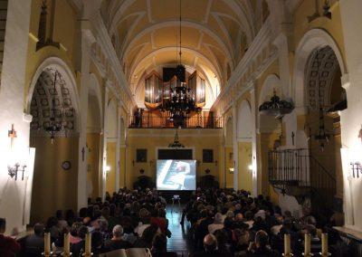 Roberto Fresco en el Festival de Órgano 2017 de Toledo 13