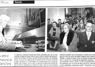 2004 El Día de Toledo