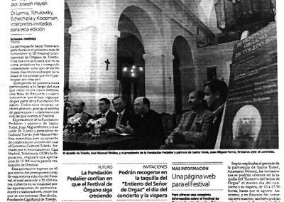 2006 La Tribuna de Toledo