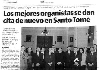 2007 El Día de Toledo