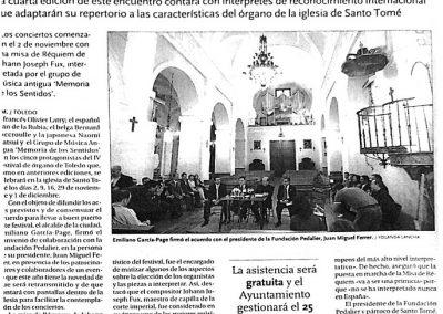 2007 La Tribuna de Toledo