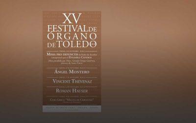 Ya disponible toda la información del Festival de Órgano 2018