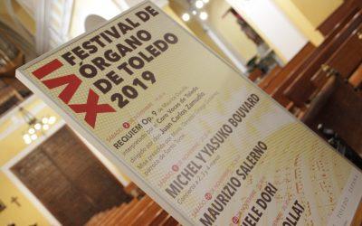 Llega el XVI Festival de Órgano de Toledo